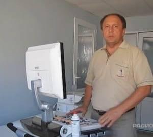 Установка УЗИ GE Vivid S6 в Казахстане, г.Актобе